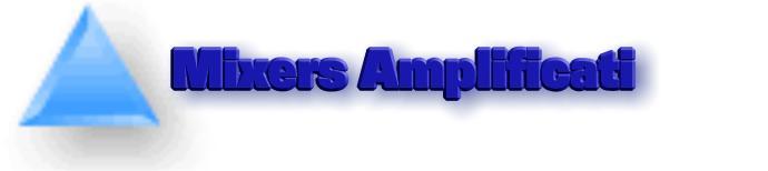 Mixers Amplificati