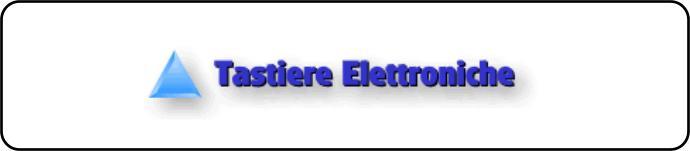 Tastiere Elettroniche
