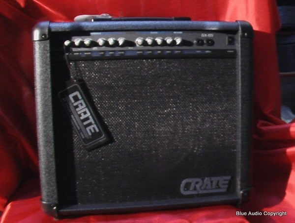 CRATE Amplificatore per Chitarra  GT-65 WY  65 Watt