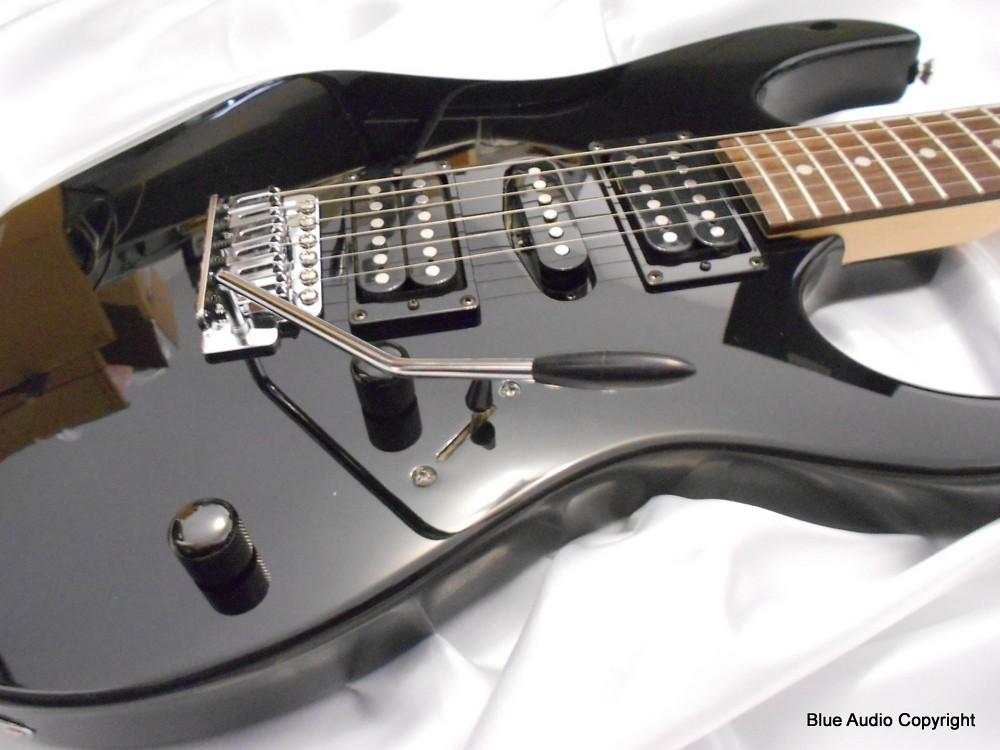 IBANEZ Chitarra Elettrica  modello  GRX-70 BK  Nera