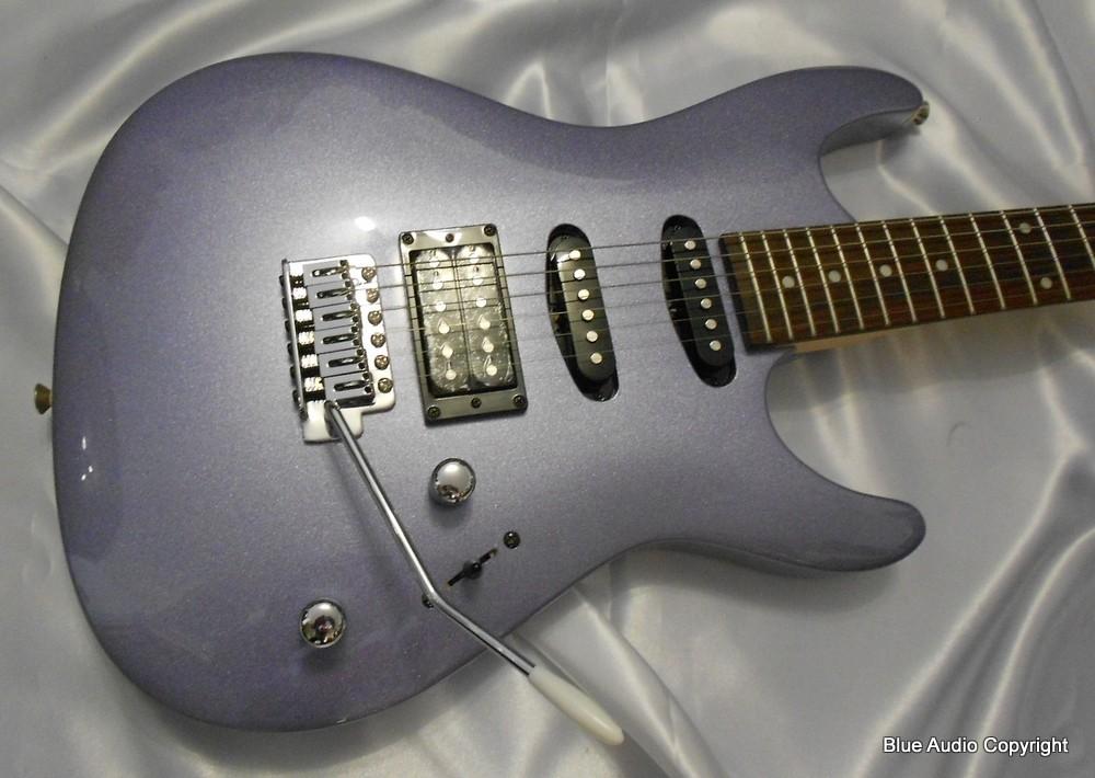 IBANEZ Chitarra Elettrica  modello  GSA-60 VT MT  Violet Metallizzato