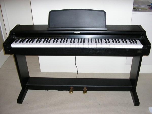 TECHNICS  Pianoforte  Digitale   SX-PC 8   con Acousting  Modeling Syntesis