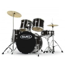 MAPEX  Drum Set  Q SERIES  Black