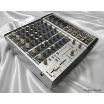 PHONIC Mixer Amplificato 8 canali 4m+4st  50+50 watt  modello MM-1202 XP
